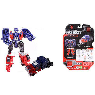 101 Transformer Robot Model Toy Infinite