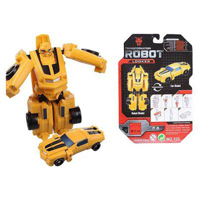 103 Transformer Robot Model Toy Looker