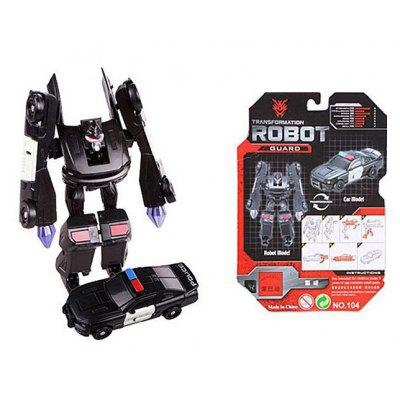 104 Transformer Robot Model Toy Guard
