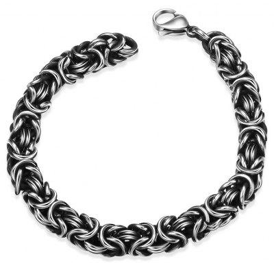 Fashion 316L Stainless Steel Bracelet for Man H027