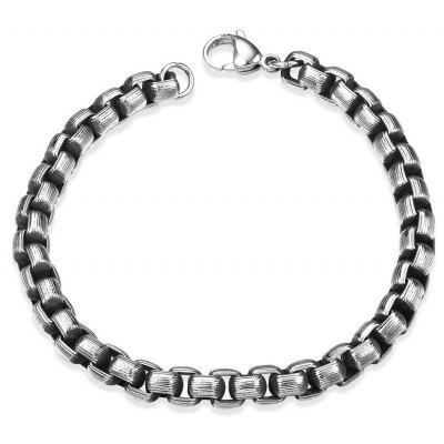 Fashion 316L Stainless Steel Bracelet for Man H023
