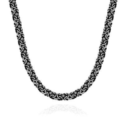 N063 316L Stainless Steel Fashion Necklace
