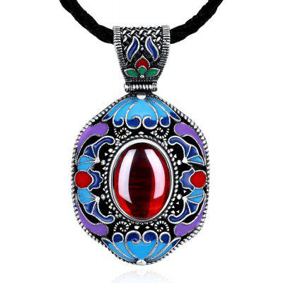 N008-B Women National Style Necklace
