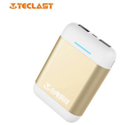 Teclast T100CA 10000mAh Mobile Power Bank 2 USB Output