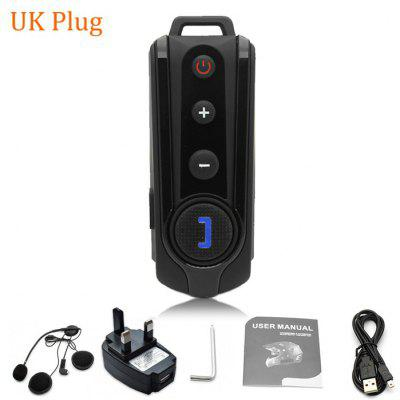 BT-S1 1000m Bluetooth Motorcycle Intercom