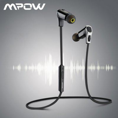 MPOW Swallow Bluetooth V4.1 Sport Earbuds with Mic