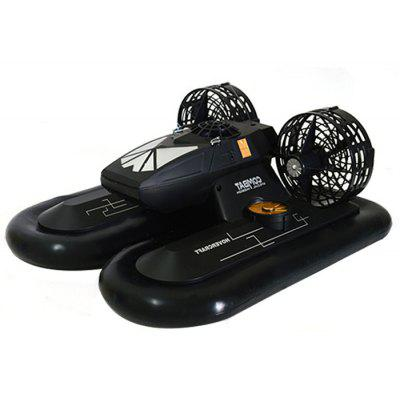 ZHILUN 6653 4CH 27 / 40 / 49MHz RC Hovercraft with Water / Land Mode