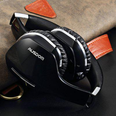 AUSDOM M07 Bluetooth 4.0 Stereo Headset Bass Headphones