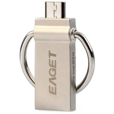 Eaget 2 in 1 16 / 32 / 64GB OTG USB 3.0 Flash Drive
