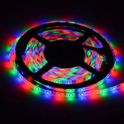 2pcs HML 5M 300 SMD 2835 24W RGB LED Strip Light