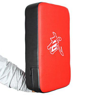 PU Leather Rectangle Strike Punching Kicking Pad Arm Shield Target