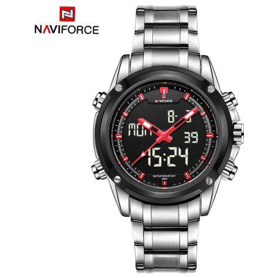 NAVIFORCE NF9050 Luxury Men Quarz Watch