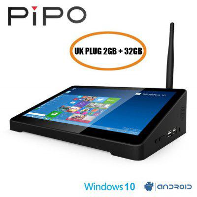 PIPÓ X9 Box Android TV 8.9 hüvelykes tábla PC Mini