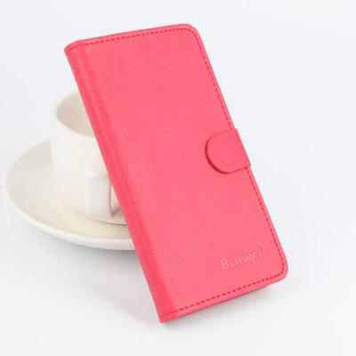 PU Protective Case with Stand and Card Slot for Oneplus X