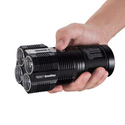 Фото #1: Nitecore TM26GT Cree XP L HI V3 3500Lm LED Flashlight