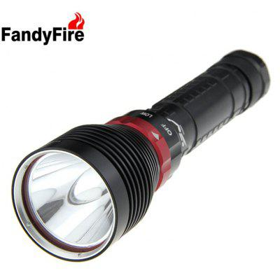 FandyFire 1XL2 CREE XM - L2 U2 1000Lm Diving LED Flashlight