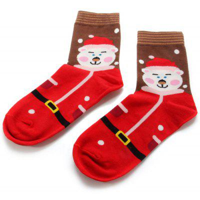 Creative Snowman Style Christmas Socks