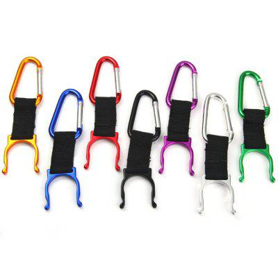 Aluminum Alloy Water Bottle Buckle Carabiner