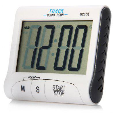 DC-101 2 in 1 Digitaluhr / Timer