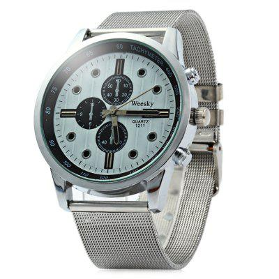 Weesky 1211 Men Quartz Watch