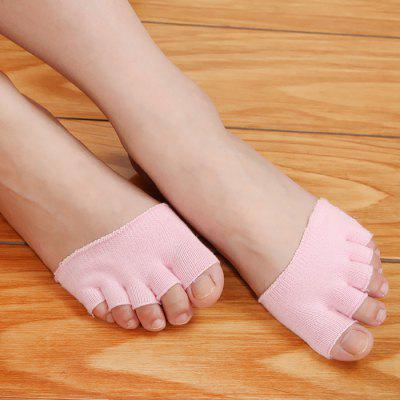 Yoga Half Forefoot Cover Open-toed Socks