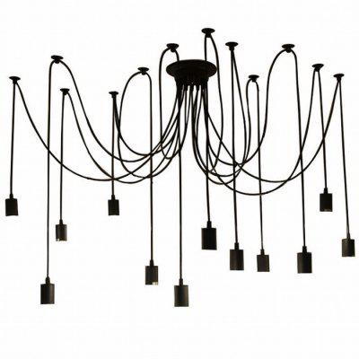 E27 Retro Style Pendant Light Lamp Holder