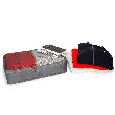 Original Xiaomi Storage BagStorage Bags<br>Original Xiaomi Storage Bag<br><br>Brand: Xiaomi<br>Color: Gray<br>For: All<br>Functions: Multi-functions<br>Material: Nylon<br>Occasion: School, Outdoor, Others, Living Room, Home<br>Package Contents: 1 x Storage Bag<br>Package size (L x W x H): 20.00 x 10.00 x 10.00 cm / 7.87 x 3.94 x 3.94 inches<br>Package weight: 0.1200 kg<br>Product size (L x W x H): 48.00 x 34.00 x 11.00 cm / 18.9 x 13.39 x 4.33 inches<br>Type: Practical, Eco-friendly