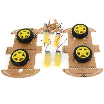 CR0031 Smart Car Chassis Kit