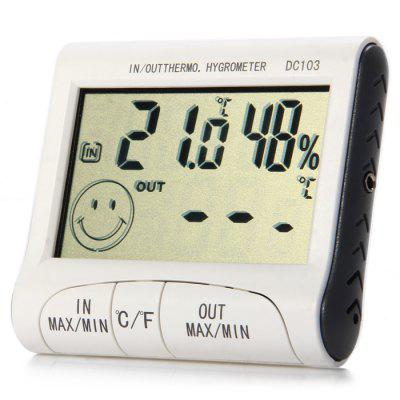 DC-103 2 in 1 Digital-Thermometer / Hygrometer