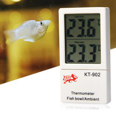 KT-902 Digital Aquarium / Ambient Thermometer