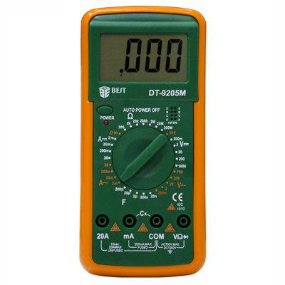BEST DT-9205M LCD Digital Multimeter