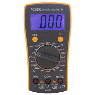 BEST VC830L LCD Digital Multimeter