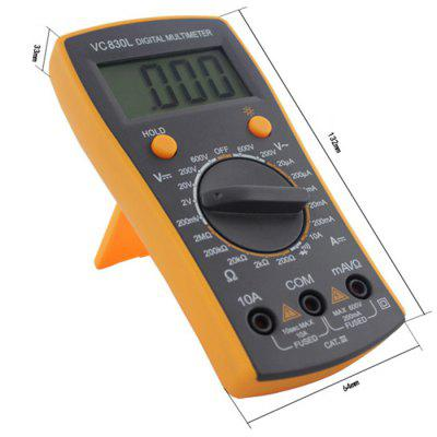 BEST VC830L LCD Digital Multimeter купить