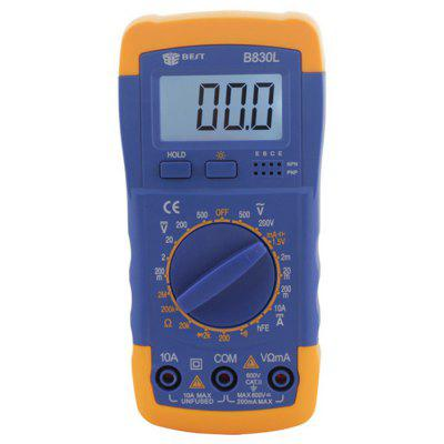 BEST B830L LCD Digital Multimeter
