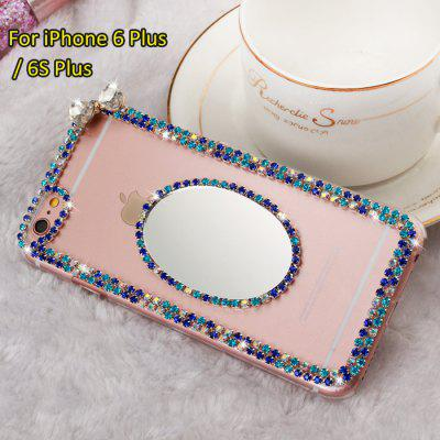 Diamond Protective Case for iPhone 6 6S / 6 Plus / 6S Plus Mirror Style