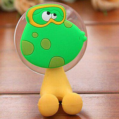 Frog Style Toothbrush Holder