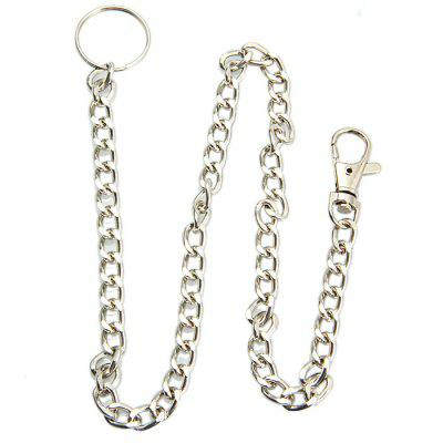 Anti-lost Keyring Chain