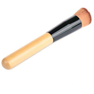 Professional Premium Inclined Design Foundation Powder Makeup Brush