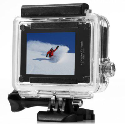 Amkov AMK7000S 4K Ultra HD WiFi Action CameraAction Cameras<br>Amkov AMK7000S 4K Ultra HD WiFi Action Camera<br><br>Aerial Photography: Yes<br>Anti-shake: Yes<br>Audio System: Built-in microphone/speaker (AAC)<br>Auto Focusing: No<br>Battery Capacity (mAh): 1150mAh<br>Battery Type: Built-in<br>Brand: Amkov<br>Camera Timer: Yes<br>Charge way: USB charge by PC<br>Charging Time: 1H<br>Chipset: Sunplus 6350M<br>Chipset Name: Sunplus<br>Class Rating Requirements: Class 10 or Above<br>Decode Format: H.264<br>Features: Cool<br>Function: Anti-Shake, Camera Timer, Loop-cycle Recording<br>HDMI Output: Yes<br>Image Format : JPG<br>Interface Type: TF Card Slot, Micro HDMI, Micro USB<br>Language: English,German,Italian,Japanese,Korean,Portuguese,Russian,Simplified Chinese,Spanish<br>Lens Diameter: 28mm<br>Loop-cycle Recording : Yes<br>Max External Card Supported: TF 32G (not included)<br>Microphone: Built-in<br>Model: AMK7000S<br>Night vision : No<br>Package Contents: 1 x AMK7000S Action Camera, 1 x Waterproof Case, 1 x J-Shaped Quick-Release Base Mount, 1 x Long Connector + Long Screw, 1 x Short Connector + Short Screw, 1 x Helmet Mount Strap, 1 x Remote Control W<br>Package size (L x W x H): 18.00 x 16.00 x 7.00 cm / 7.09 x 6.3 x 2.76 inches<br>Package weight: 0.5000 kg<br>Product size (L x W x H): 5.90 x 4.10 x 2.10 cm / 2.32 x 1.61 x 0.83 inches<br>Product weight: 0.0750 kg<br>Scene: Auto<br>Screen resolution: 320x240<br>Screen size: 2.0inch<br>Screen type: LCD<br>Standby time: 3 days<br>Time lapse: Yes<br>Time Stamp: Yes<br>Type: Sports Camera<br>Video format: MP4, MOV<br>Video Frame Rate: 120fps,30FPS,60FPS<br>Video Output : HDMI<br>Video Resolution: 1080P (1920 x 1080),2.7K(15fps),4K (3840 x 2160),720P (1280 x 720)<br>Video System: NTSC,PAL<br>Waterproof: Yes<br>Waterproof Rating : 40m underwater<br>White Balance Mode: Auto<br>WIFI: Yes<br>WiFi Distance : 10m<br>WiFi Function: Image Transmission,Remote Control,Settings,Sync and Sharing Albums<br>Working Time: 110 minutes