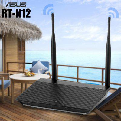 ASUS RT-N12 WiFi Router