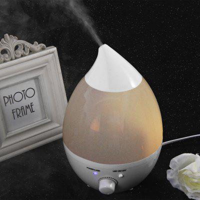GYJ - 110 Ultrasonic Home Mute Air Humidifier Aroma Diffuser Atomizer Colorful LED Light