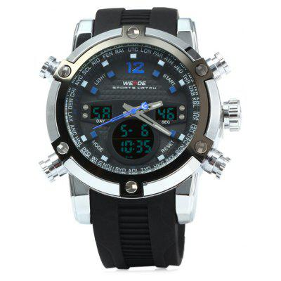 Weide WH5205 Multifunctional Men LED Sports Watch