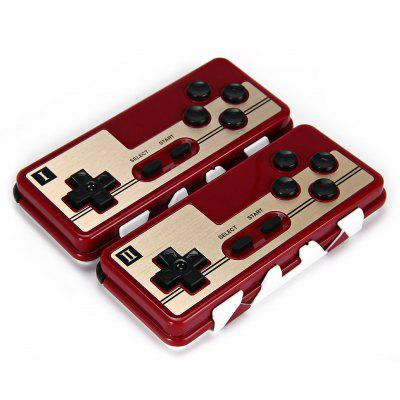 2 Set 8Bitdo FC30 Dual Player Wireless Bluetooth Game Controller