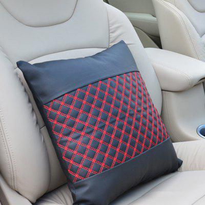 LEBOSH Microfiber Leather Cushion Pillow