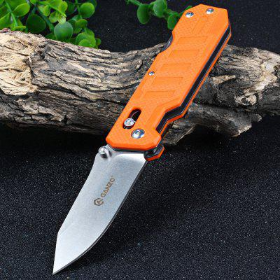 Ganzo G735-OR Multi-function Axis Lock Pocket Knife