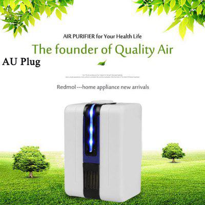 Buy WHITE ANJ HC-03 Negative Ion Anion Air Purifier for $13.39 in GearBest store
