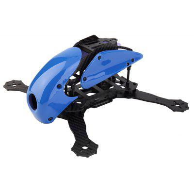 RoboCat 270mm Full Carbon Fiber Frame Kit Mini Quadcopter Spare Part