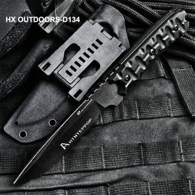 HX OUTDOORS D-134 Tactical Fixed Blade Knife