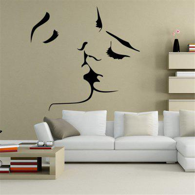 Funny Carve Style Wall Stickers