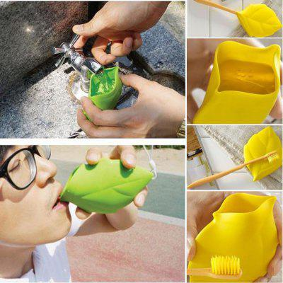 Maple Leaf Shaped Pocket Cup Silicone Made